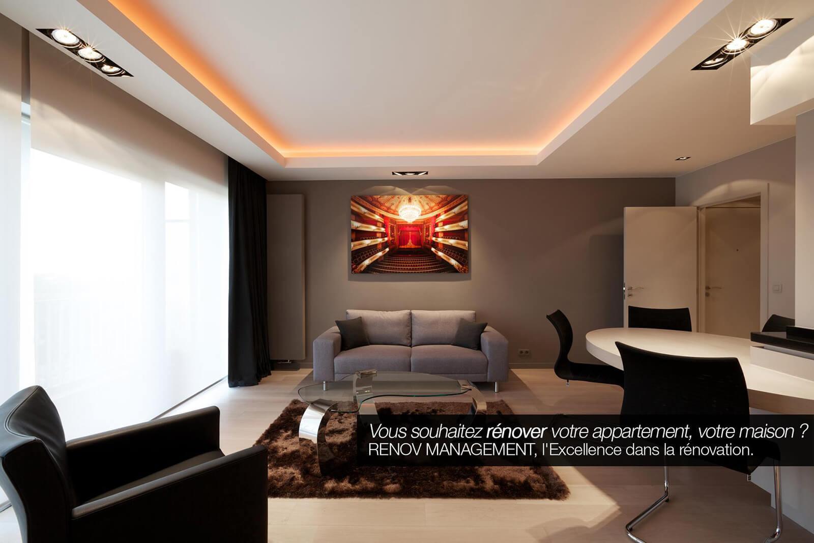 Renov management, entreprise générale de rénovation (rénovation ...