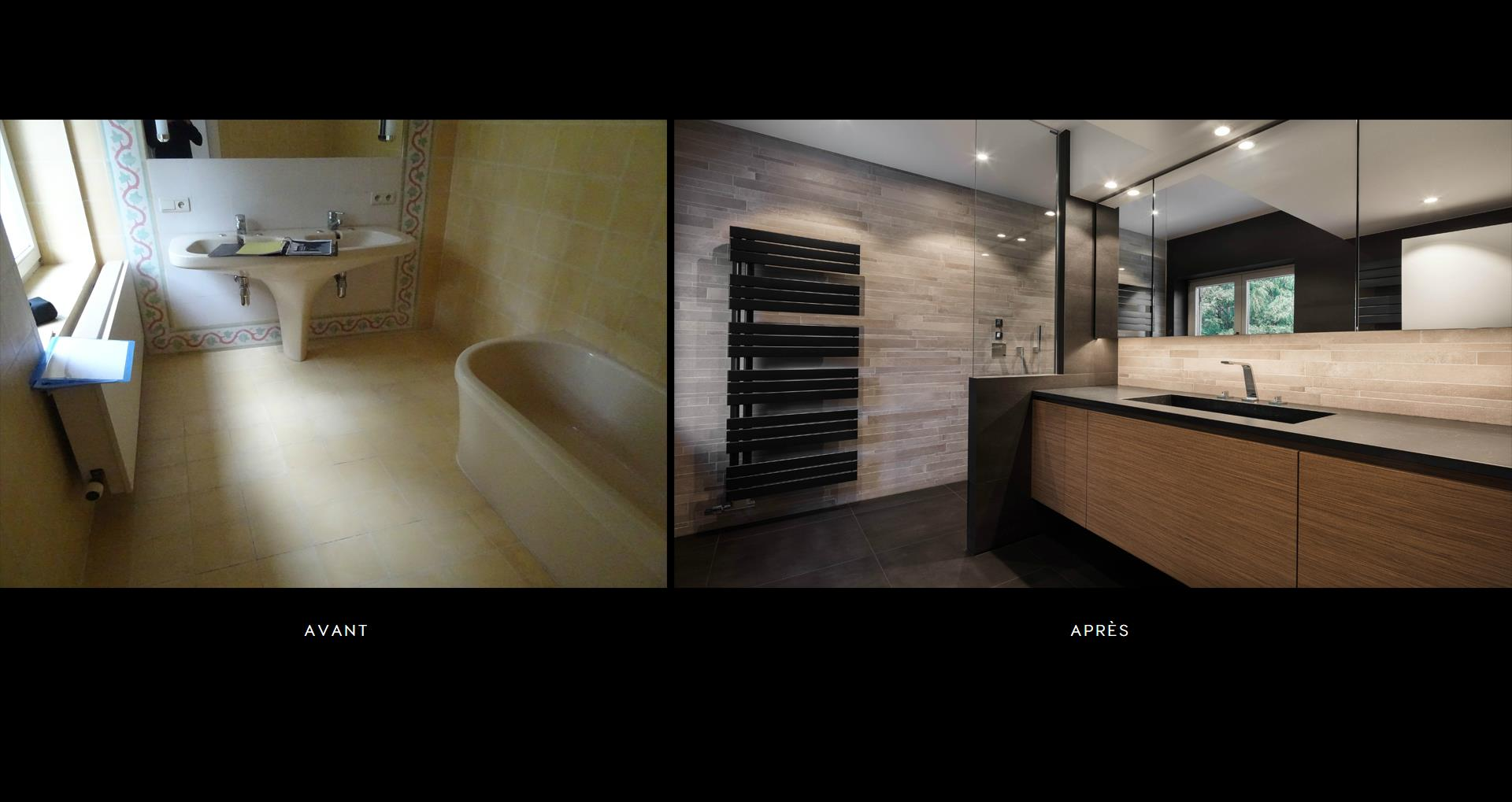 specialiste salle de bain avec silestone r alisations renov management. Black Bedroom Furniture Sets. Home Design Ideas